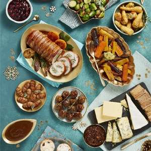 20% off Morrisons Food Boxes with DPD delivery - e.g. Festive Feast with The Best Trimmings £40 / Whisky Cocktail Box £20 @ Morrisons