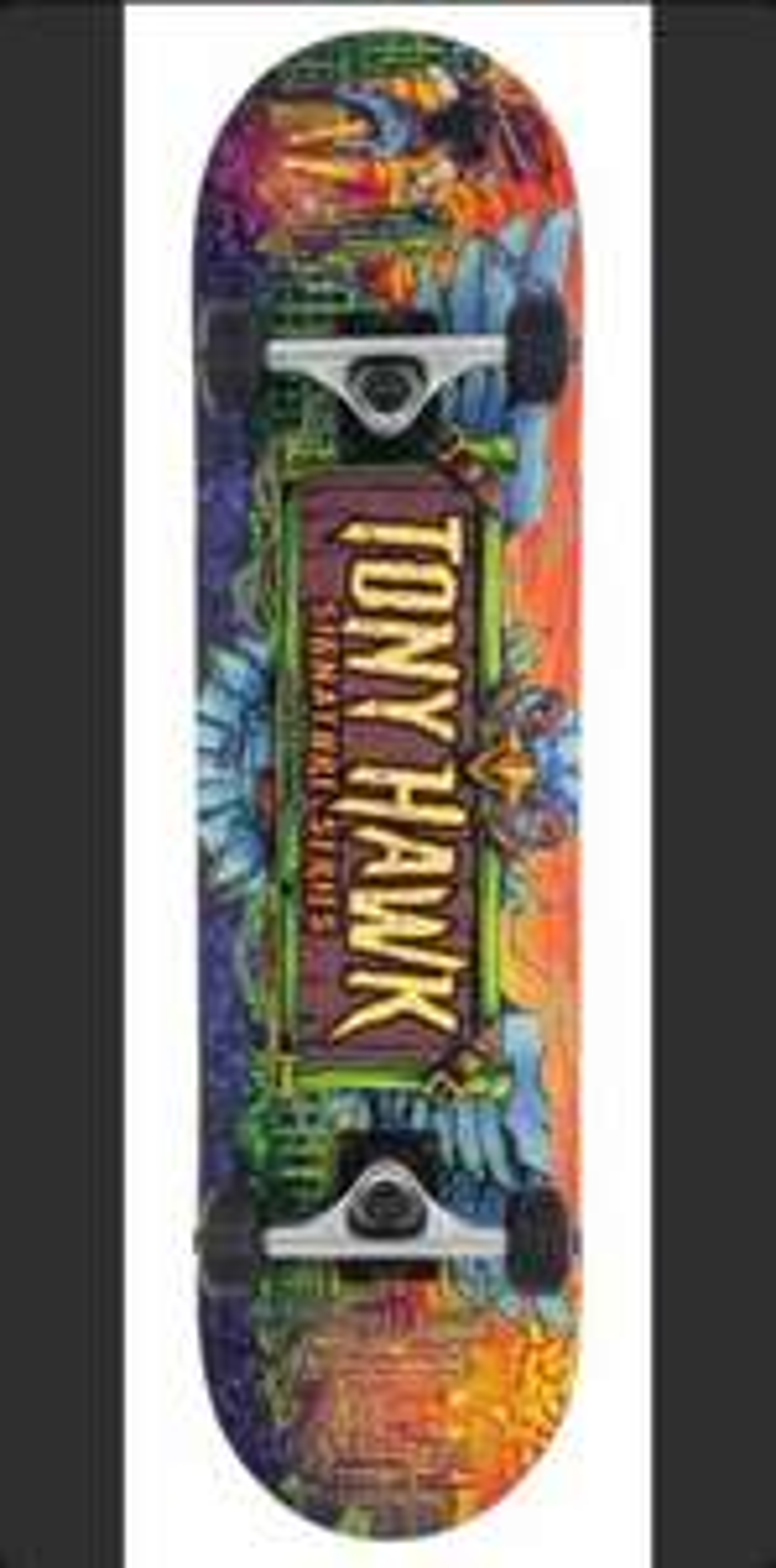 "Tony Hawk 360 Series Full Size Complete 7 Ply Maple Skateboard - Apocalypse 8"" £31.97 delivered at Ebay/skatesuk"