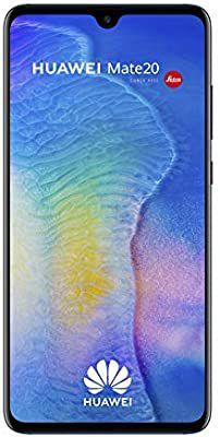 Huawei Mate 20 128GB / 4GB Dual SIM Smartphone - Midnight Blue (international) - £255.91 @ Amazon