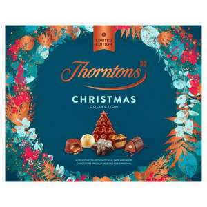Thorntons Christmas Collection Chocolates 380g - £5 @ Morrisons