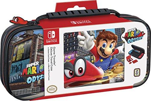 Nintendo Switch Super Mario Odyssey Deluxe Travel Case - £13.99 (Prime) / £18.48 (Non-Prime) Delivered @ Amazon