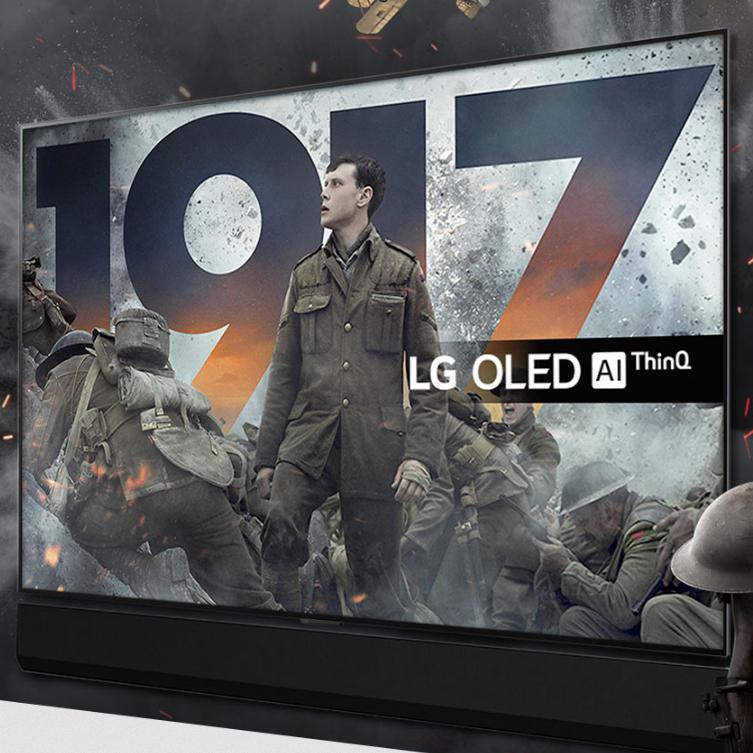 New LG OLED TV owners get 21 x £4.99 Rakuten film vouchers FREE via LG and Rakuten to see the latest 4K movie rentals @ LG
