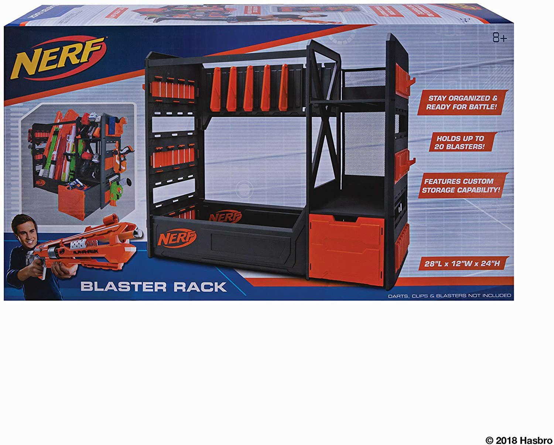 Nerf Elite Blaster Rack - £33.98 at Amazon