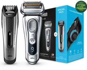 Braun series 9 and trimmer £99.99 at Costco