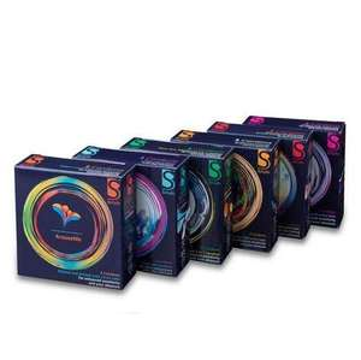 64 Mixed BeSafe® Condoms (Bulk Pack) + Free Lip Balm £3.83 / £8.03 delivered @ BeSafe