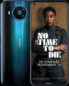 Nokia 8.3 5G Smartphone With 15GB O2 Data / £21 Per Month With £39.99 Upfront - Total Cost - £543.99 24 Months @ Mobile Phones Direct