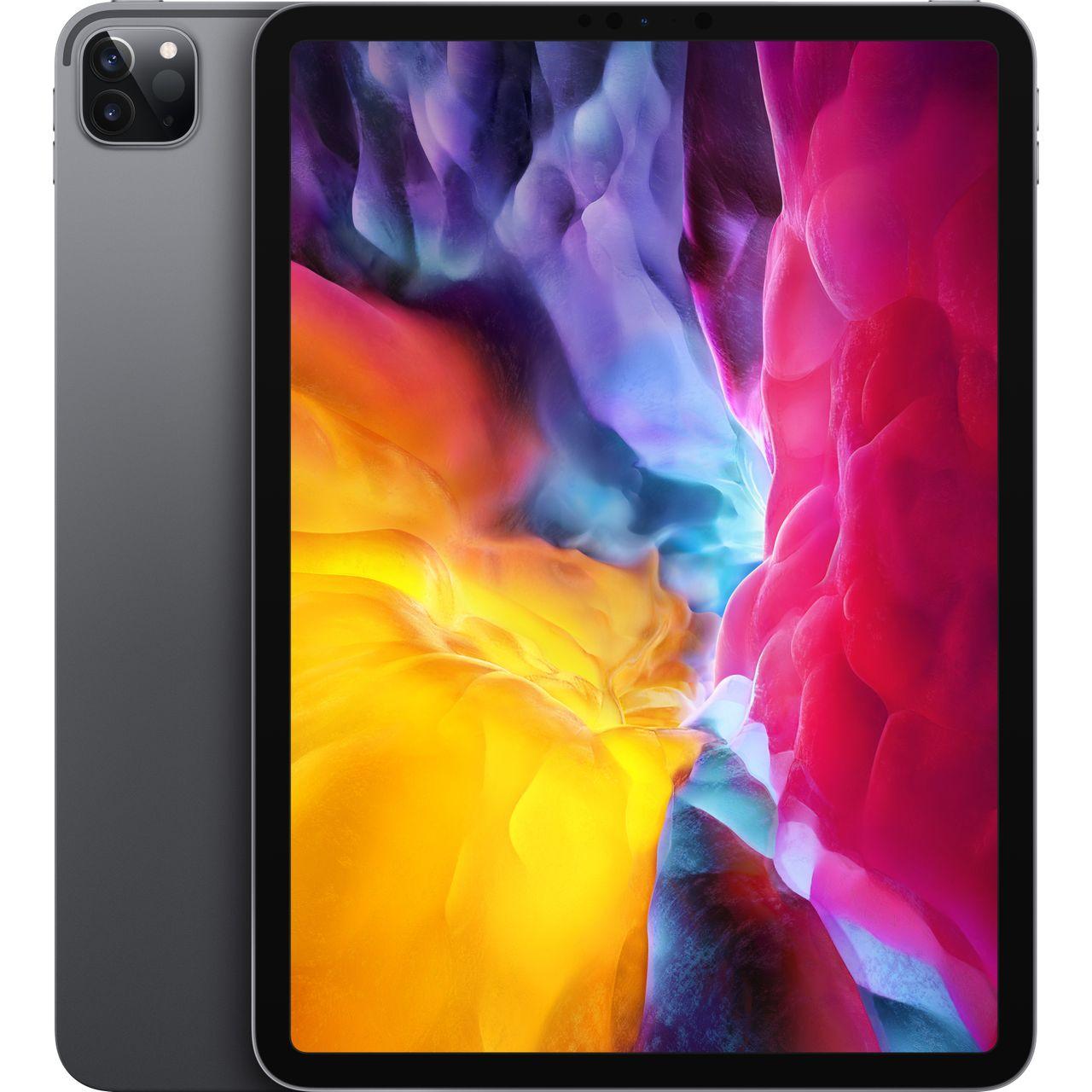 "APPLE 11"" iPad Pro (2020) - 128 GB, Space Grey - £663.30 (Using voucher) @ AO"