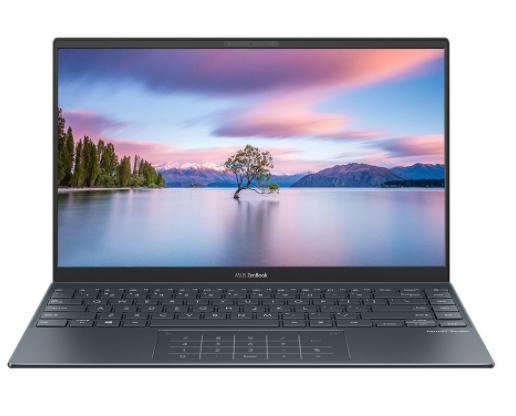 "ASUS Zenbook 14 Grey UM425IA-AM080R 14"" Full HD NanoEdge Screen Ultrabook (AMD Ryzen 5 4500U Processor, 8GB RAM, 256GB SSD) £699.99 @ Asus"