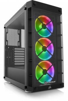 PC Specialist Gaming PC - Intel® Core™ i9-10850K, 16GB RAM (3200MHz), RTX 3060 Ti, 500SSD + 2TB HDD £1747 @ PC Specialist