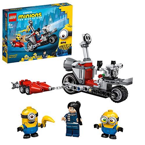 LEGO 75549 Minions Unstoppable Bike Chase £14.38 (Prime) + £4.49 (non Prime) at Amazon