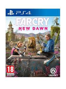 Far Cry New Dawn - PlayStation 4 £11.99 +£3.99 delivery @ Very