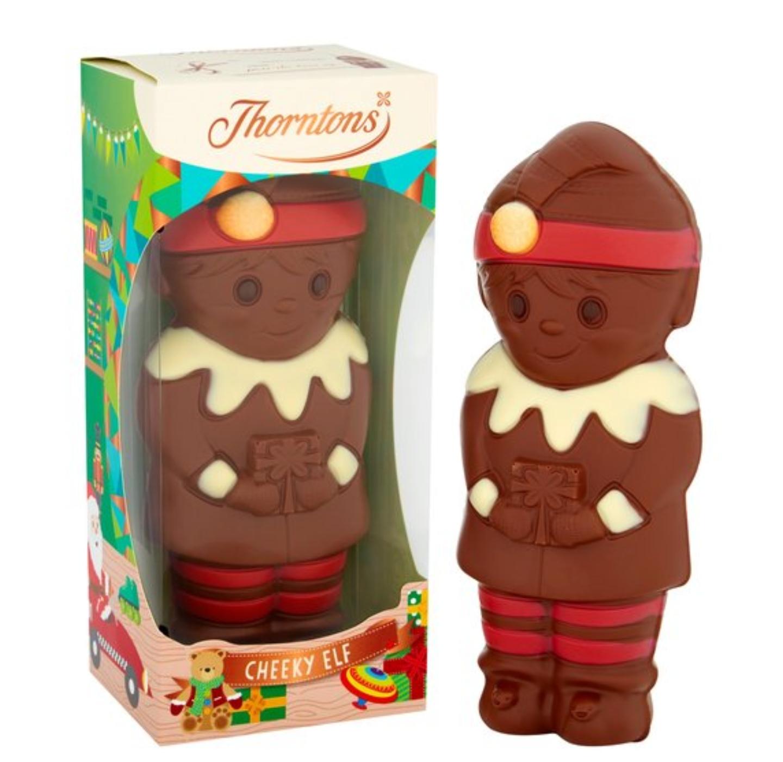 Thorntons Milk Chocolate Elf 200G £3.50 Clubcard price @ Tesco