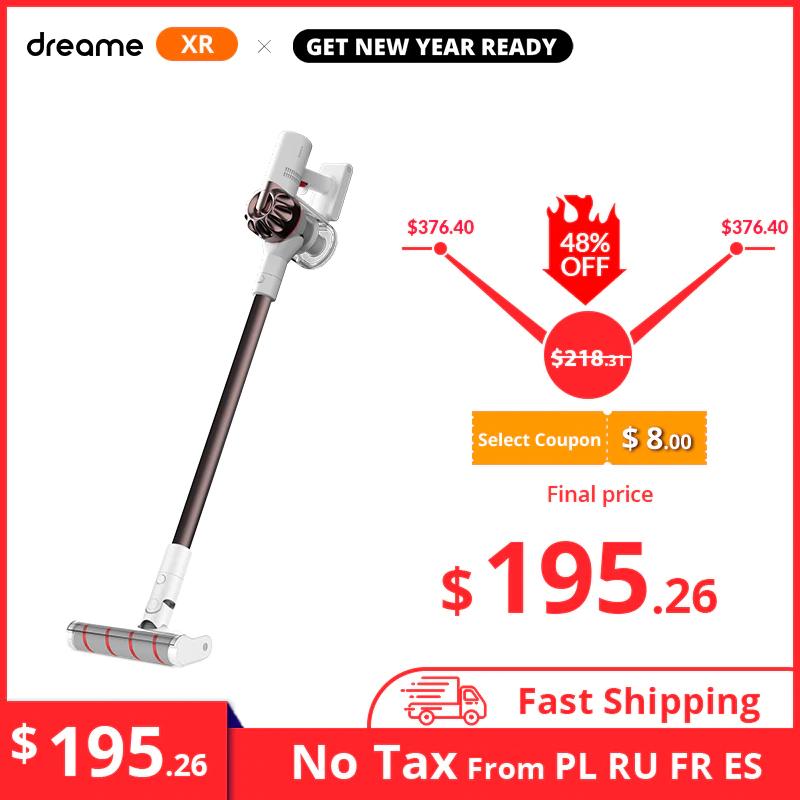 Dreame XR Premium Handheld Wireless Vacuum Cleaner £156.69 Delivered via EU @ AliExpress Deals / MC-TECH Store