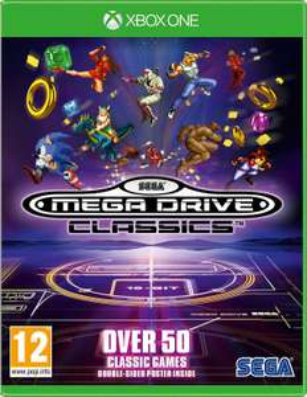 Sega Mega Drive Classics Digital on Xbox One - £10.99 @ CDKeys + Possible Quidco