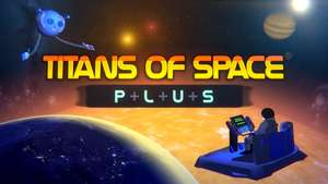 Titans of Space Plus for Oculus Quest £5.35 via Cross Buy at Rift store at Oculus