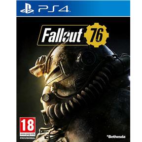 PS4 Fallout 76 £7 at ASDA