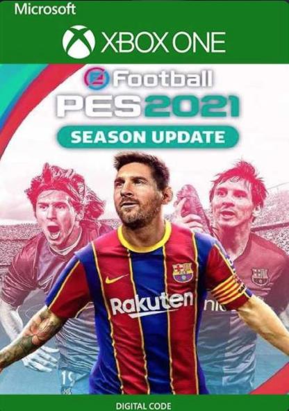 eFootball PES 2021 season update Xbox One Digital £16.99 @ CD Keys