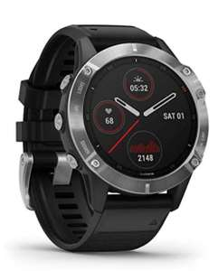 Garmin Fenix 6 GPS Multisport Smartwatch £369.85 @ Amazon Germany