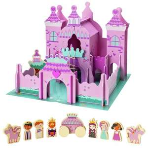 Chad Valley Magical Wooden Castle - £15 For Click & Collect / £18.95 Delivered @ Argos