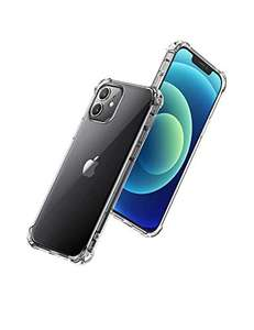 UGREEN iPhone 12/iPhone 12 Pro Clear, Shockproof Protective Case for £3.59 delivered (+£4.49 non prime) Sold by UGREEN G. L. UK and FBA