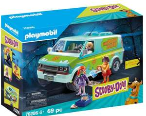 Playmobil Scooby Doo Mystery Machine (70286) Is £31.19 Delivered With Code @ I Want One of Those