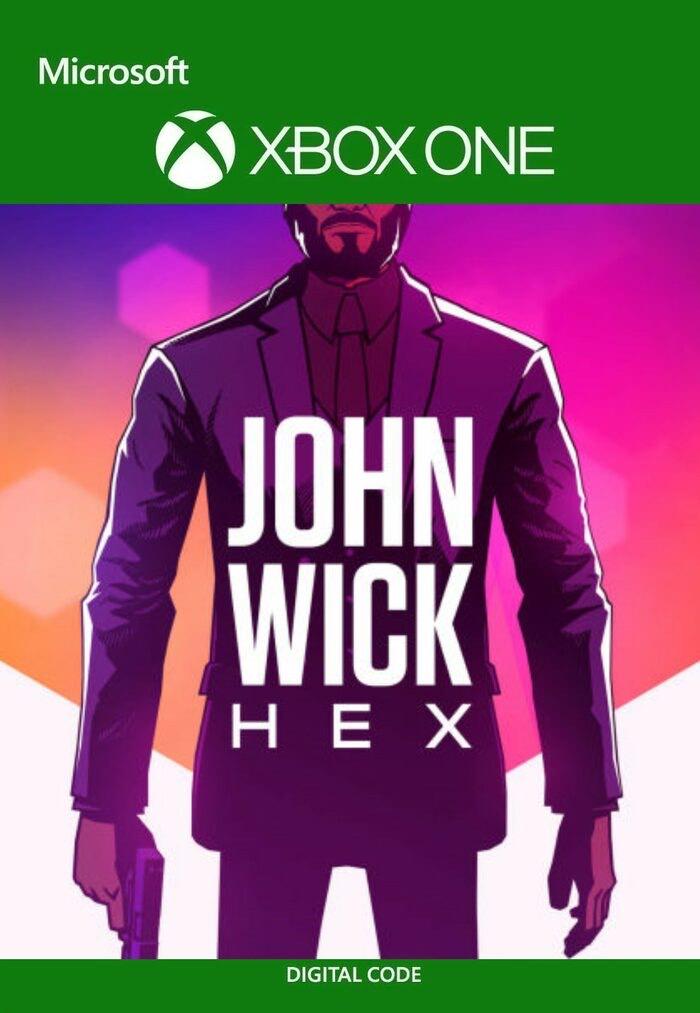 John Wick Hex [Xbox One / Series X/S - Argentina via VPN] £9.65 using code @ Eneba / Magic Codes