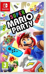 Super Mario party Game for Nintendo Switch £35 again at Amazon