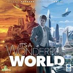 It's A Wonderful World Board Game £31.34 with code @ Play Board Games