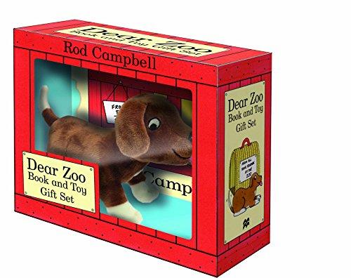 Dear Zoo Book and Puppy Plush Set - £6 (+£4.49 Non-Prime) @ Amazon