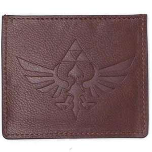 The Legend of Zelda Faux Leather Wingcrest Card Wallet £6.98 delivered @ Geekcore