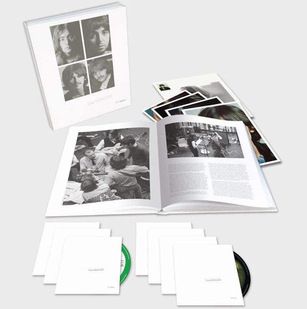 The Beatles - White Album (7 Disc Deluxe Anniversary Box) CD - £58.59 at Amazon
