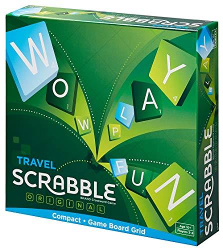 Travel Scrabble CJT11 board game £9.60 prime / £14.09 nonPrime at Amazon