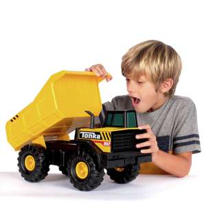 Tonka Steel Classic Mighty Dump Truck Toy - £15 @ Argos (Free collection)