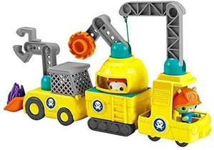 Octonauts Ultimate Octo-Repair Vehicle Toy Set Now £9.95 with free Delivery From TopToys2U