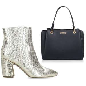 Everything £20 or less in the Outlet Price Drop (+ £3.50 delivery) Includes Kurt Geiger, Aldo, Carvela.... Shoes, Boots & Bags @ Shoeaholics