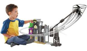 Imaginext DC Super Hero Flight Gotham City with Batman Now £25 with Free click and collect From Argos