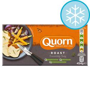 Quorn Family Roast 454G £2 Clubcard Price @ Tesco. Normally £2.60
