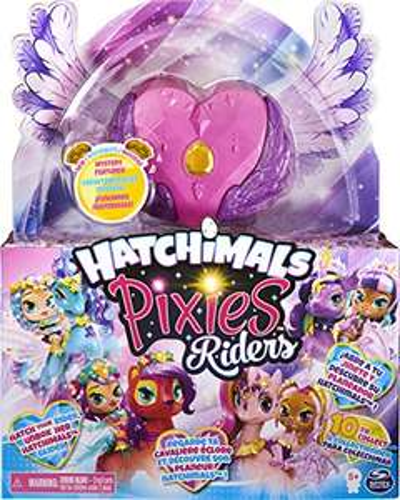 Hatchimals Pixies Riders £7.50 (Prime) / £11.99 (non Prime) at Amazon