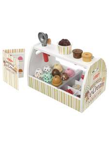 Melissa & Doug Scoop And Serve Ice Cream Counter - £40 / possible £20 with price match + free Click and Collect @ John Lewis & Partners