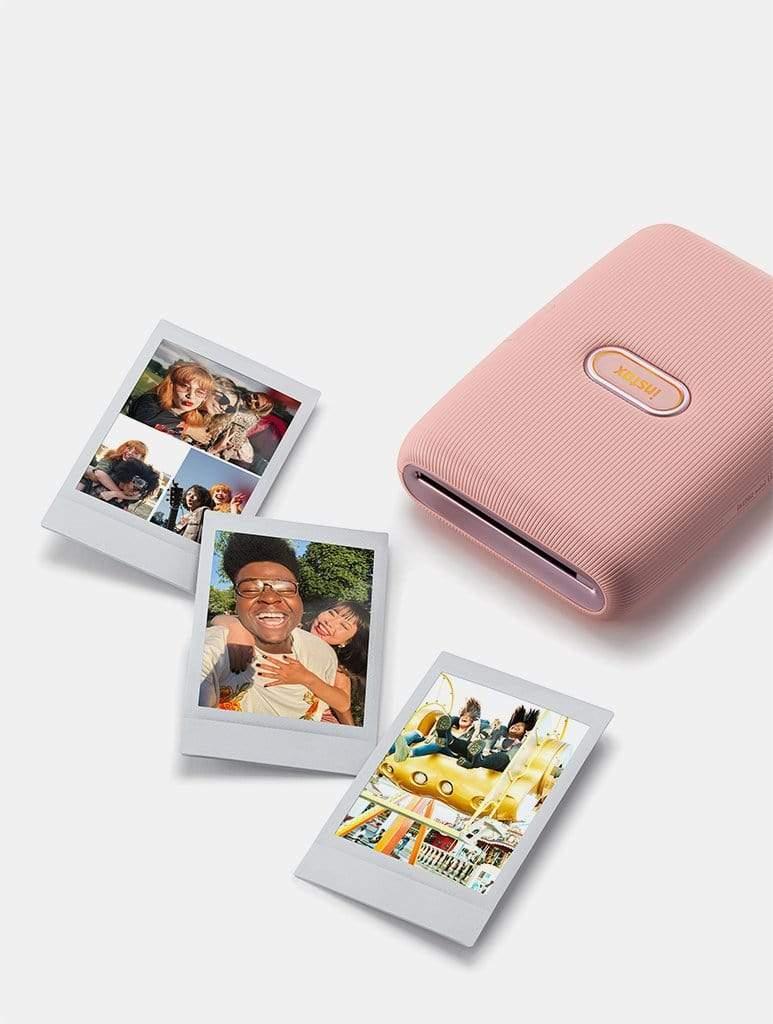 Instax Mini Link Printer - Dusky Pink £72 at Skinnydip London