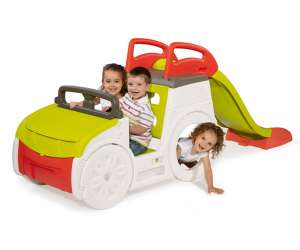 Smoby Adventure Car Sand Pit and Slide - £110 + free Click and Collect @ Argos