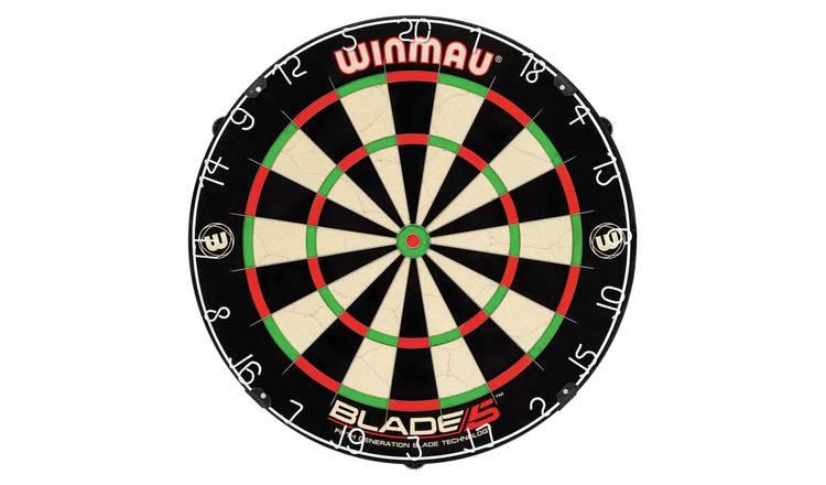Winmau Blade 5 Bristle Dartboard £25.99(Free Collection) @ Argos