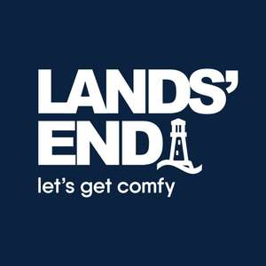 50% off Full Price Tops, Jumpers and Trousers + 40% off all other Full Price styles using voucher code @ Lands End