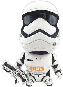 Star Wars Stormtrooper Plush With Sound, Medium - £4.97 delivered ( possible £4.47 via Newsletter sign up) @ toptoys2u