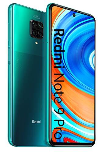 Xiaomi Redmi Note 9 Pro 6GB/128GB, Alexa Hands-Free, Tropical Green £189 @ Amazon
