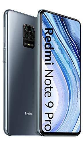 Xiaomi Redmi Note 9 Pro 6GB/128GB Interstellar Grey (UK VERSION) - £189 @ Amazon