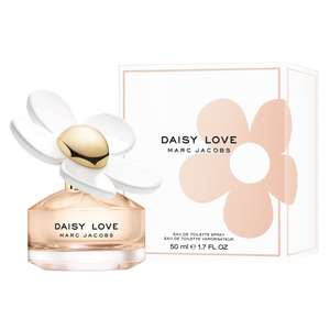 Marc Jacobs Daisy Love Eau de Toilette 30ml + Free Gift - £33.25 with code at Boots