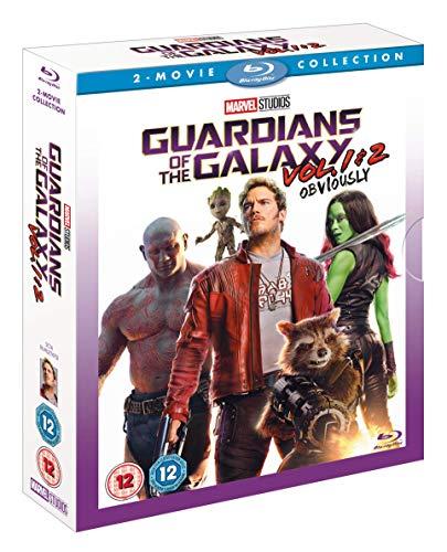 Guardians of the Galaxy Vols 1 and 2 Blu-ray Boxset £9.99 prime / £12.98 non prime @ Amazon