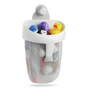 Munchkin Super Scoop Bath Toy Organiser £2.99 free click and collect at Argos