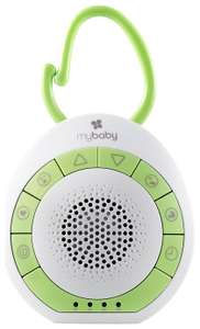 MyBaby On the Go Soundspa £4.99 free click and collect at Argos Chatham